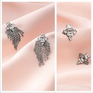 BNIB Stella & Dot Showstopper Earrings! NYE ready!